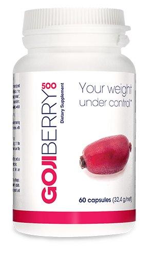 Gojiberry500 – schudnij bez trudu oraz poczuj się szczęśliwa dzięki tym niezwykłym kapsułkom!